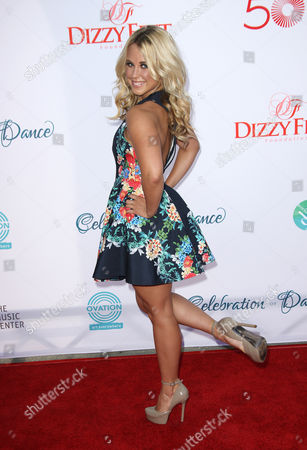 Editorial picture of 4th Annual Celebration of Dance Gala, Los Angeles, America - 19 Jul 2014