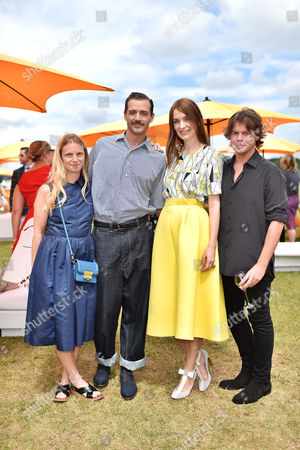 Katie Hillier, Patrick Grant, Roksanda Ilincic and Christopher Kane