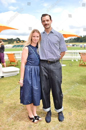 Katie Hillier and Patrick Grant