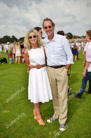 Angie Rutherford and Mike Rutherford