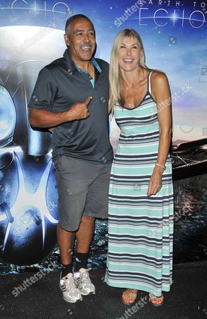 Daley Thompson & Sharron Davies