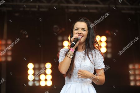 Stock Photo of Rachel Furner aka Tich