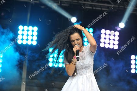 Stock Picture of Rachel Furner aka Tich