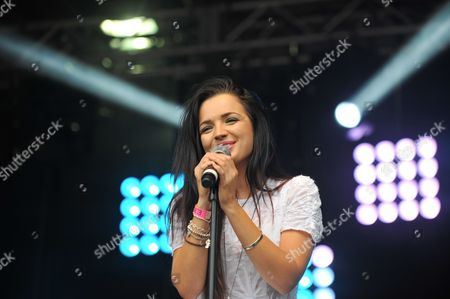 Stock Image of Rachel Furner aka Tich