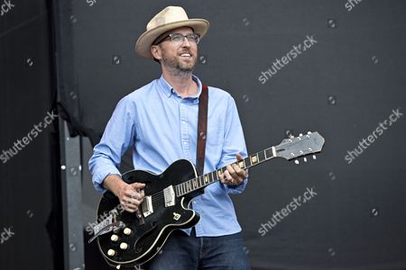 Editorial picture of The Forecastle Music Festival at Waterfront Park in Louisville, Kentucky, America - 18 Jul 2014