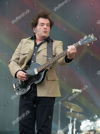 Stock Photo of Pete Briquette and The Boomtown Rats