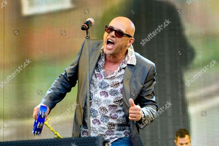 Editorial picture of Rewind Festival, Scone Palace, Perth, Scotland, Britain - 20 Jul 2014