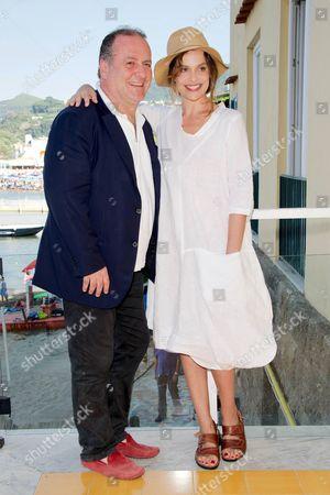 Pascal Vicedomini and Micaela Ramazzotti