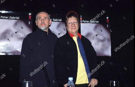 PETER GABRIEL AND ROBERT LEPAGE