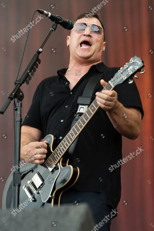 Stock Picture of The Afghan Whigs - Greg Dulli