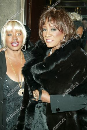 Janice Combs and Patti La Belle