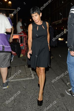 Editorial photo of Celebrities at the Library club, London, Britain - 21 Jul 2014
