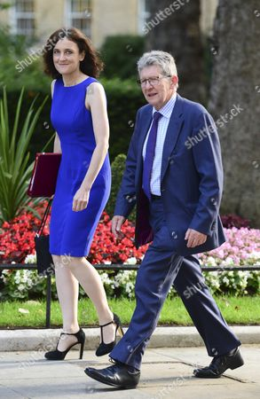 Theresa Villiers and Don Foster