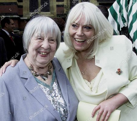 WENDY RICHARD WITH ANNA WING