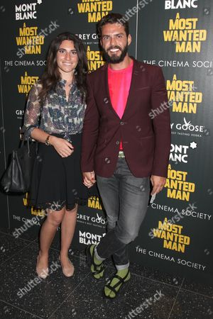Editorial photo of Cinema Society 'A Most Wanted Man' film premiere, New York, America - 22 Jul 2014