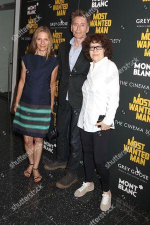 Sandra Brant, Calvin Klein, Ingrid Sischy