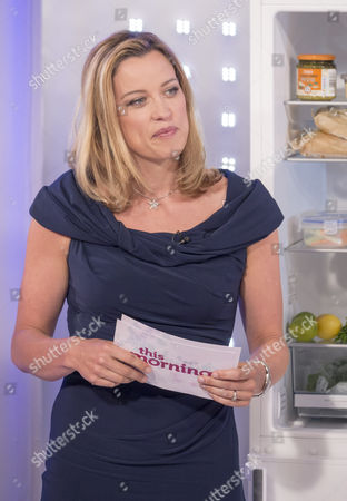 Editorial picture of 'This Morning' TV Programme, London, Britain - 23 Jul 2014