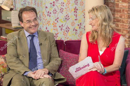 Quentin Letts and Alison Phillips
