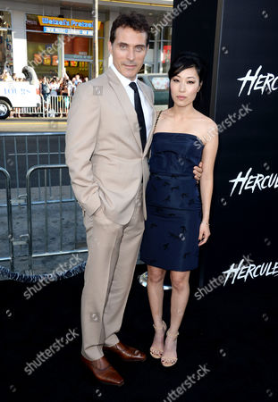 Editorial picture of 'Hercules' film premiere, Los Angeles, America - 23 Jul 2014