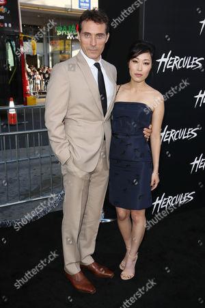 Editorial photo of 'Hercules' film premiere, Los Angeles, America - 23 Jul 2014