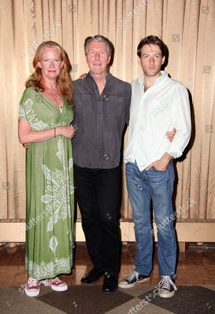 Johanna Day, Byron Jennings and Fran Kranz
