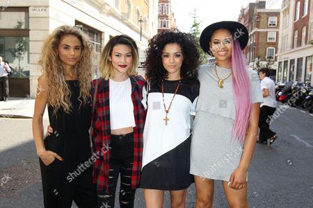 Neon Jungle - Jess Plummer, Asami Zdrenka, Shereen Cutkelvin and Amira McCarthy