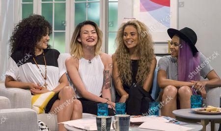 Neon Jungle - Shereen Cutkelvin, Asami Zdrenka, Jess Plummer and Amira McCarthy