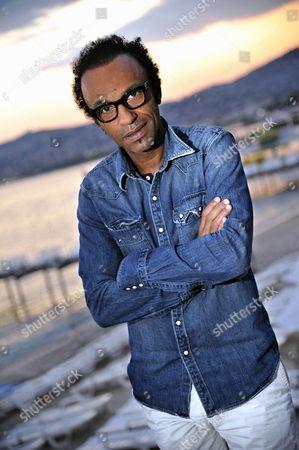 French musician of Ivorian origin, drummer and songwriter, Manu Katche