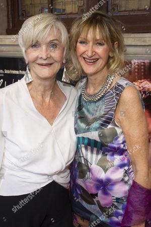 Sheila Hancock and Julie Legrand