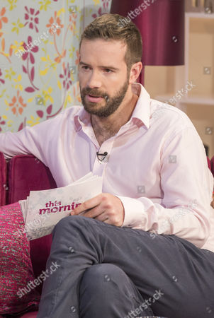 Editorial picture of 'This Morning' TV Programme, London, Britain - 25 Jul 2014