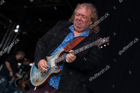 Stock Image of Bernie Marsden