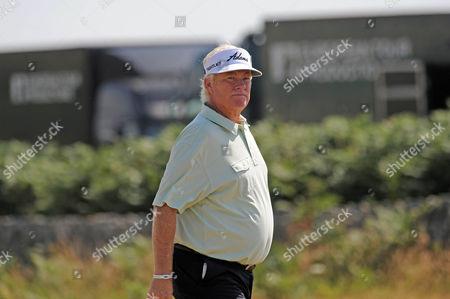 Editorial photo of The Senior Open Golf Tournament, Royal Porthcawl Golf Club, Wales, Britain - 25 Jul 2014