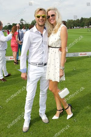 Editorial image of Audi International Polo, Guards Polo Club, Windsor, Britain - 26 Jul 2014