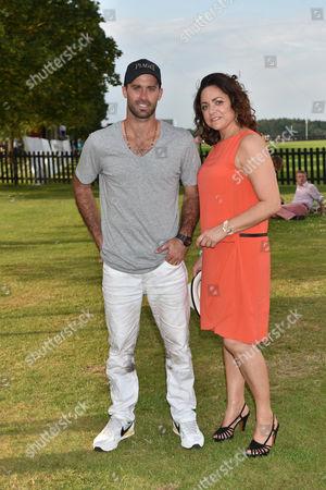 Facundo Pieres and Lorenza Cavalli