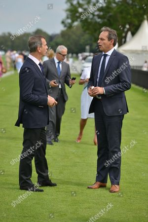 Editorial image of Audi International Polo, Guards Polo Club, Windsor, Britain - 26 Jul 2014