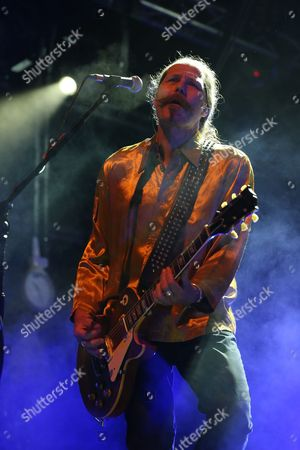 Iain Harvie of Del Amitri