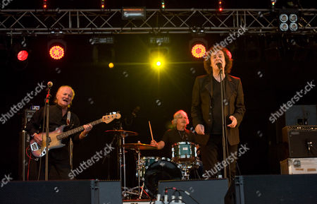 The Zombies - Jim Rodford, Steve Rodford and Colin Blunstone