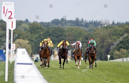 Editorial image of Horse Racing - 27 Jul 2014