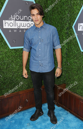 Editorial picture of Young Hollywood Awards, Los Angeles, America - 27 Jul 2014