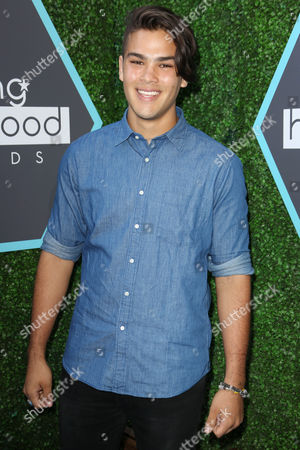 Editorial image of Young Hollywood Awards, Los Angeles, America - 27 Jul 2014