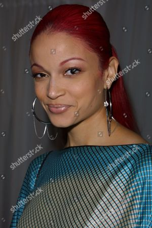 "Charli Baltimore arriving to the after-party for the premiere of Columbia Pictures' ""Enough"" at the Roseland Ballroom in New York City on May 21, 2002.
