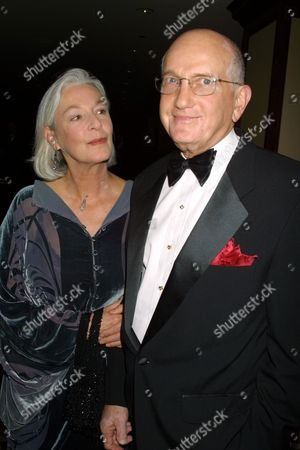 Jane Alexander and husband Edwin Sherin at the 54th Annual Directors Guild of America Awards at the Century Plaza Hotel in Century City, California on March 9, 2002.  Century City, California