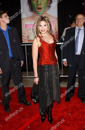 Editorial image of 'THE HOT CHICK' FILM PREMIERE, LOS ANGELES, AMERICA - 02 DEC 2002