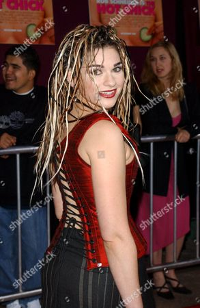 Editorial picture of 'THE HOT CHICK' FILM PREMIERE, LOS ANGELES, AMERICA - 02 DEC 2002