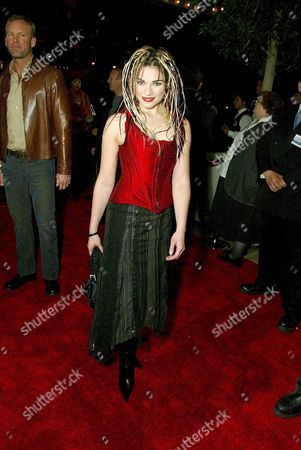 Editorial image of 'THE HOT CHICK' SPECIAL SCREENING, LOEWS CINEPLEX, AMERICA - 02 DEC 2002