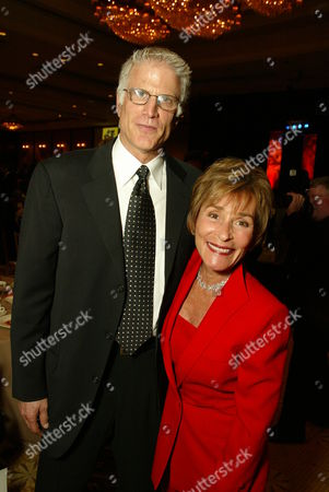 Ted Danson & Judge Judy Sheindlin