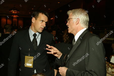 David James Elliott & Ted Danson