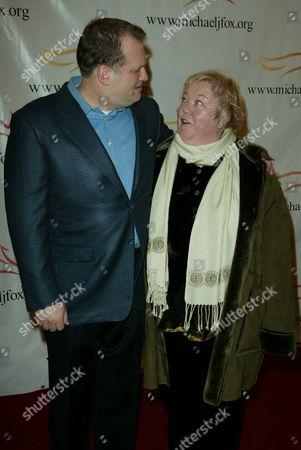 Drew Carey and Kathy Kinney