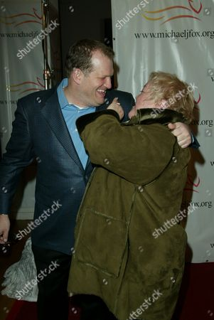 Drew Carey and Kathy Kinney