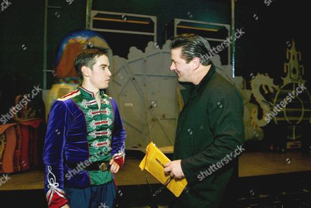 Nutcracker Prince Sascha Radetsky and Alec Baldwin